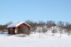 Haukijärvi- fjellhytte
